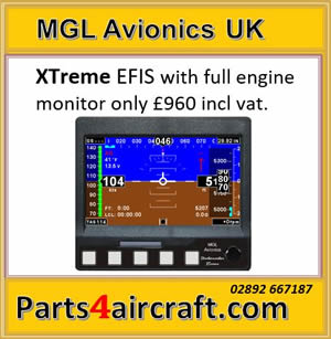 MGL Avionics from Parts For Aircraft